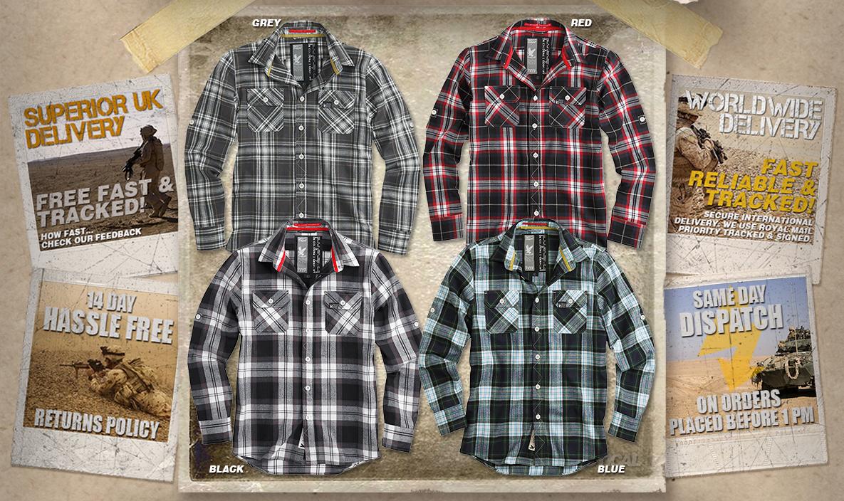 100/% Cotton Premium Tee Nouveau T-Shirt Authentic Lumberjack pour Hommes